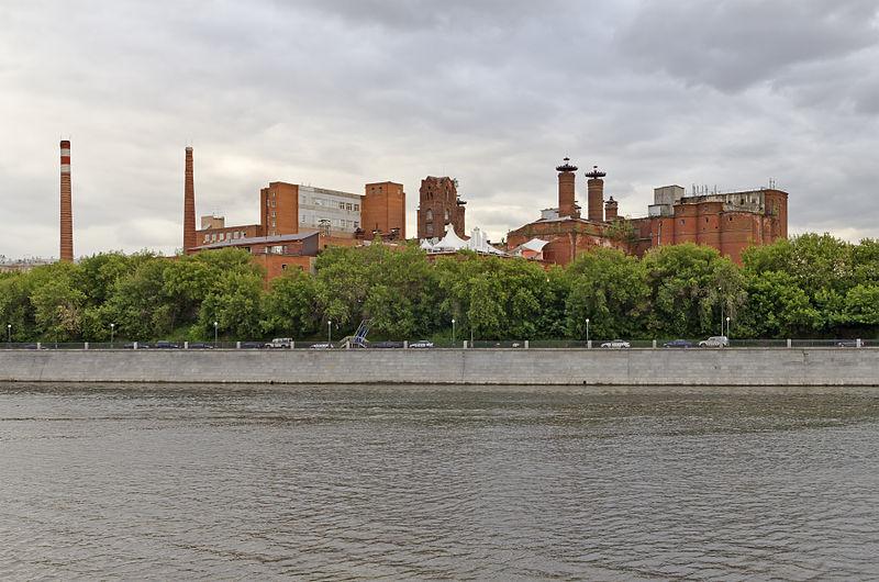 Бадаевский пивоваренный завод